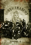 """""""Sons of Anarchy"""" - Swedish Movie Cover (xs thumbnail)"""