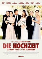 Die Hochzeit - German Movie Poster (xs thumbnail)