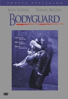 The Bodyguard - Polish DVD cover (xs thumbnail)