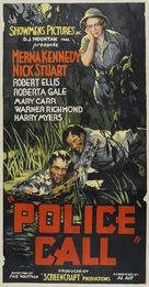 Police Call - Movie Poster (xs thumbnail)