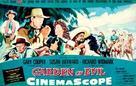 Garden of Evil - British Movie Poster (xs thumbnail)
