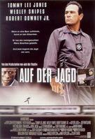 US Marshals - German Movie Poster (xs thumbnail)
