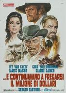 Bad Man's River - Italian Movie Poster (xs thumbnail)