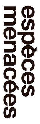 Espèces menacées - French Logo (xs thumbnail)