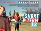 Short Term 12 - British Movie Poster (xs thumbnail)