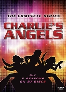"""""""Charlie's Angels"""" - DVD movie cover (xs thumbnail)"""