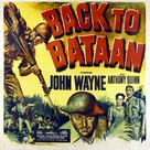 Back to Bataan - Movie Poster (xs thumbnail)