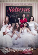 Solteras - Mexican Movie Poster (xs thumbnail)