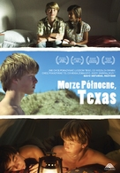 Noordzee, Texas - Polish DVD cover (xs thumbnail)