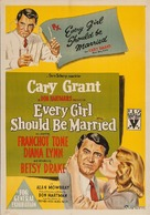 Every Girl Should Be Married - Australian Movie Poster (xs thumbnail)