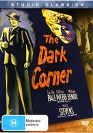 The Dark Corner - Australian DVD cover (xs thumbnail)