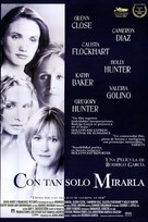 Things You Can Tell Just By Looking At Her - Mexican Movie Poster (xs thumbnail)