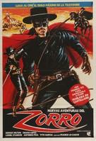 Ah sì? E io lo dico a Zzzzorro! - Argentinian Movie Poster (xs thumbnail)