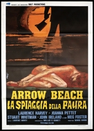 Welcome to Arrow Beach - Italian Movie Poster (xs thumbnail)