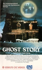 Ghost Story - Dutch VHS cover (xs thumbnail)