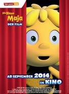 Maya the Bee Movie - German Movie Poster (xs thumbnail)
