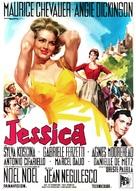 Jessica - Italian Movie Poster (xs thumbnail)