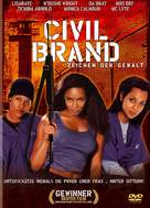 Civil Brand - German DVD cover (xs thumbnail)
