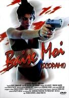 Baise-moi - Italian DVD cover (xs thumbnail)