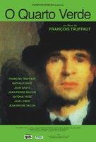 Chambre verte, La - Brazilian Movie Poster (xs thumbnail)