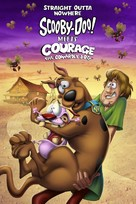 Straight Outta Nowhere: Scooby-Doo! Meets Courage the Cowardly Dog - Movie Cover (xs thumbnail)
