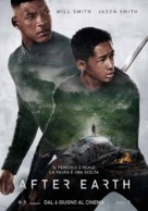 After Earth - Italian Movie Poster (xs thumbnail)