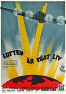 Air Force - Swedish Movie Poster (xs thumbnail)