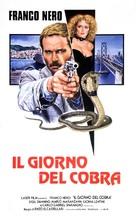Il giorno del Cobra - Italian Movie Poster (xs thumbnail)