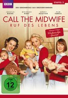 """Call the Midwife"" - German DVD movie cover (xs thumbnail)"