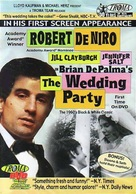 The Wedding Party - Movie Cover (xs thumbnail)
