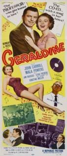 Geraldine - Movie Poster (xs thumbnail)