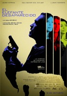 El elefante desaparecido - Peruvian Movie Poster (xs thumbnail)