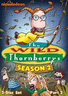 """""""The Wild Thornberrys"""" - DVD movie cover (xs thumbnail)"""