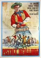 Born to the Saddle - Italian Movie Poster (xs thumbnail)