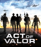Act of Valor - Italian Blu-Ray cover (xs thumbnail)