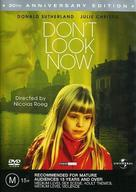 Don't Look Now - Australian DVD movie cover (xs thumbnail)