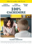 100% cachemire - French Movie Poster (xs thumbnail)
