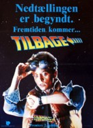 Back to the Future Part II - Danish Movie Poster (xs thumbnail)