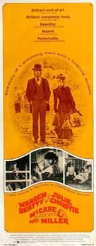 McCabe & Mrs. Miller - Movie Poster (xs thumbnail)