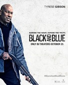 Black and Blue - Movie Poster (xs thumbnail)
