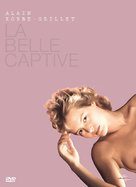 La belle captive - French DVD cover (xs thumbnail)