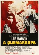 Point Blank - Spanish Movie Poster (xs thumbnail)