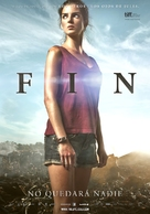 Fin - Spanish Movie Poster (xs thumbnail)