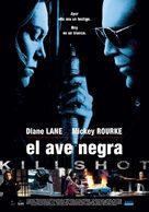 Killshot - Uruguayan Movie Poster (xs thumbnail)