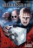 Hellraiser - German Movie Cover (xs thumbnail)