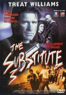 The Substitute 3: Winner Takes All - French Movie Cover (xs thumbnail)