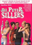 The Life And Death Of Peter Sellers - French DVD cover (xs thumbnail)