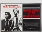 All the President's Men - British Movie Poster (xs thumbnail)