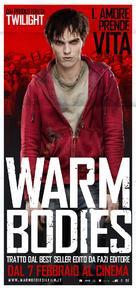 Warm Bodies - Italian Movie Poster (xs thumbnail)