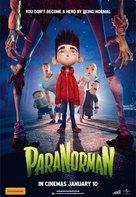 ParaNorman - Australian Movie Poster (xs thumbnail)